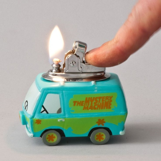 Encendedor Scooby Doo.