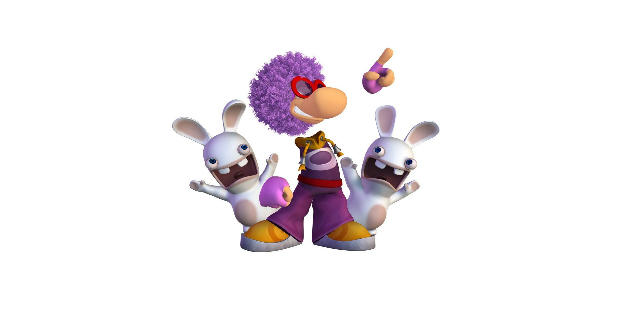 Rayman and Rabbids