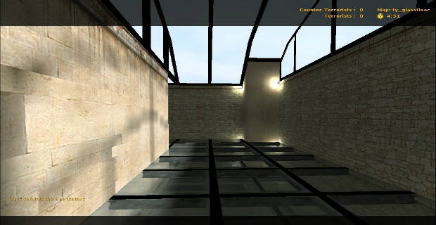 glassfloor map counter strike 1.6 non steam download